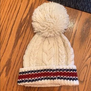 NW urban outfitters varsity snow hat
